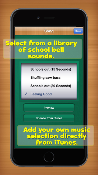 School PA System | Educational Apps for Schools | iPad Apps for the