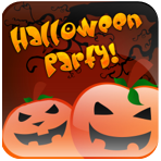 halloween party app